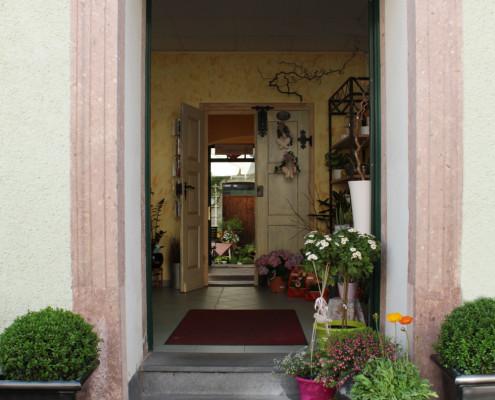 Blumeneck Kreinacker Laden Einblick
