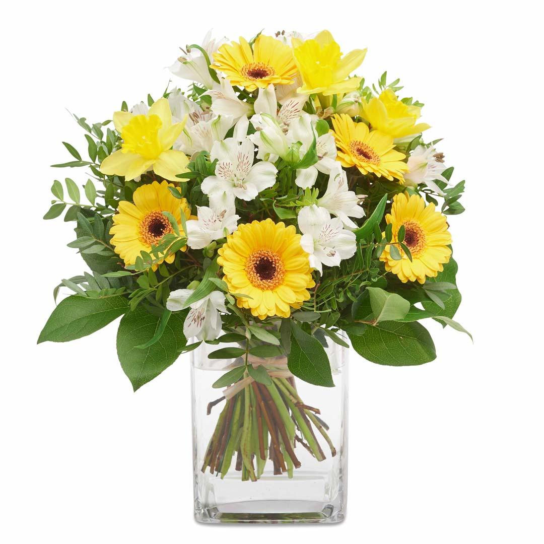 "Blumenstrauß 1 ""Frühlingssonne"""